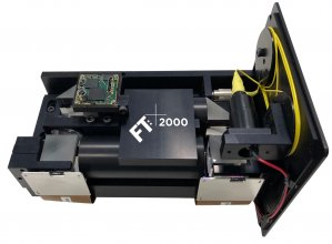 Optalysys launches world's first commercial optical processing system, the FT:X 2000